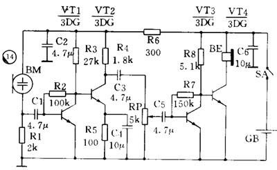 如何看懂电路图(五)-放大电路读图要点和举例