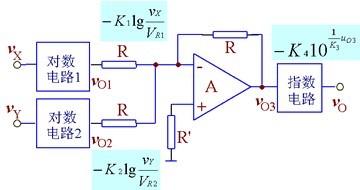 运算放大器应用(四)-乘法除法运算电路分析和应用