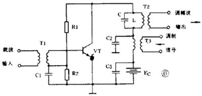如何看懂电路图(七)-调幅、检波、调频、鉴频